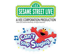 sesame street live can't stop singing in minnesota