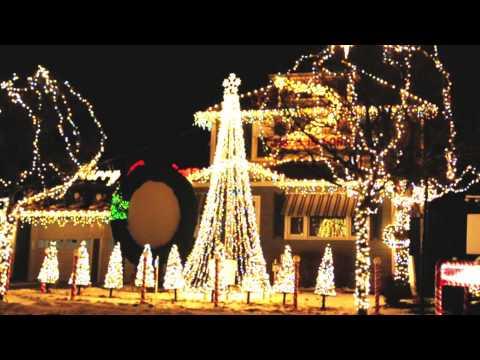 christmas lights in wadena brainerd mn