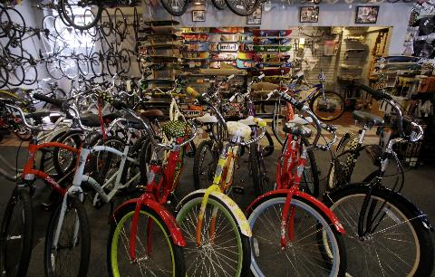 The Alternative Bike & Board Shop in Minneapolis