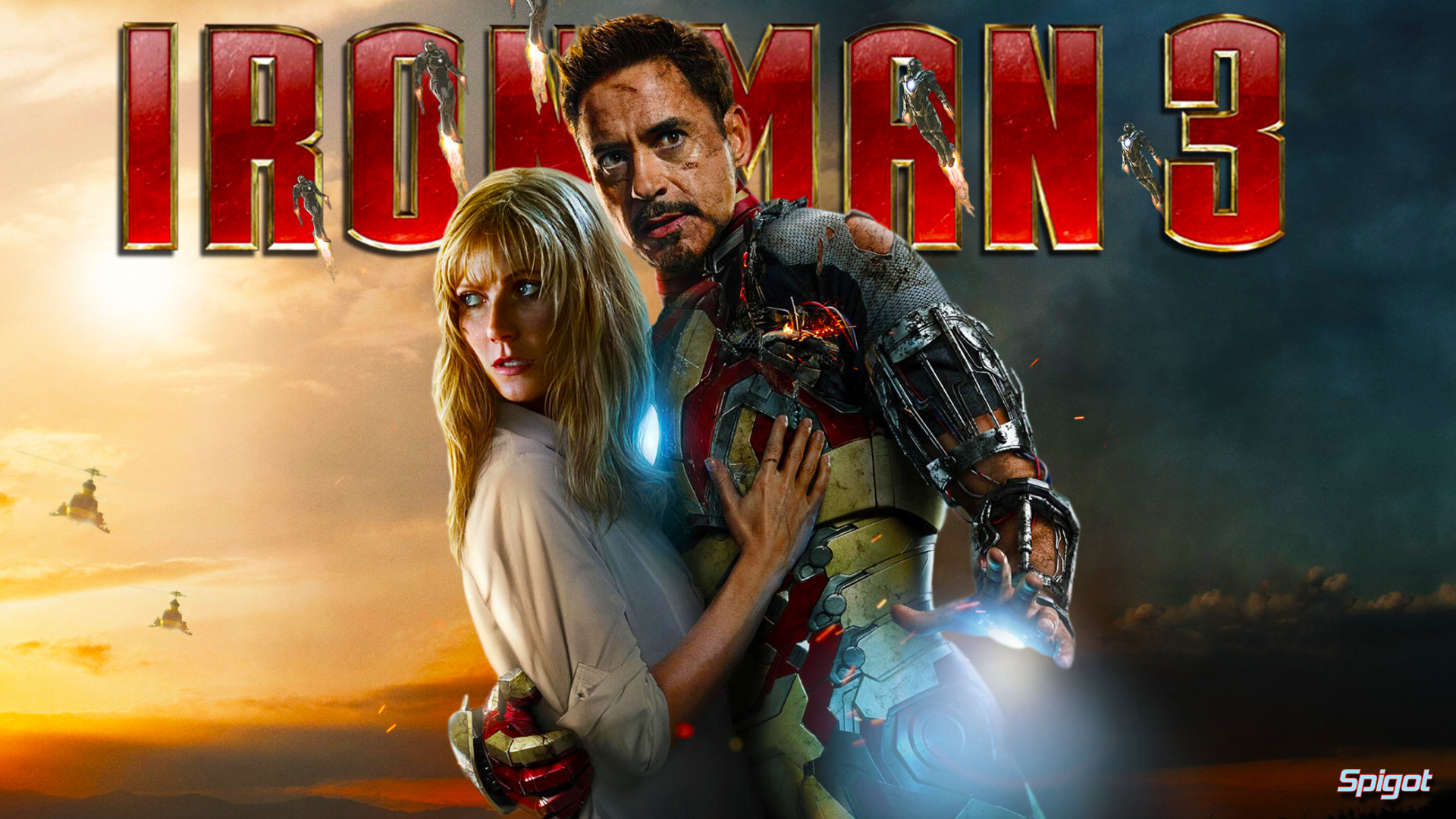 iron man 3 movie timese