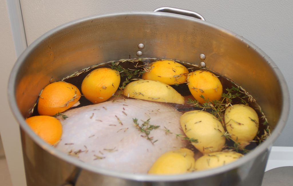 Perfect turkey brine recipe